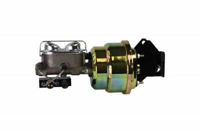 "Leed Brakes - 7"" Brake Booster & Master Cylinder - Image 1"
