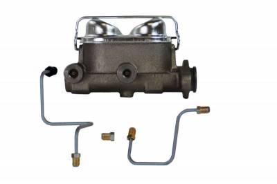 "Leed Brakes - 1"" Dual Bore Master Cylinder - Image 2"