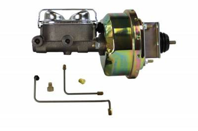"Leed Brakes - 7"" Brake Booster & Master Cylinder - Image 2"