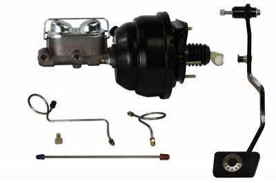 "Leed Brakes - 8"" Brake Booster & Master Cylinder - Image 1"