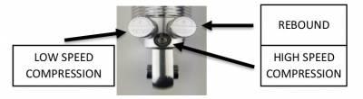 Vi-King - Front & Rear Vi-king Bezerker 4 Pack Shocks - Image 2