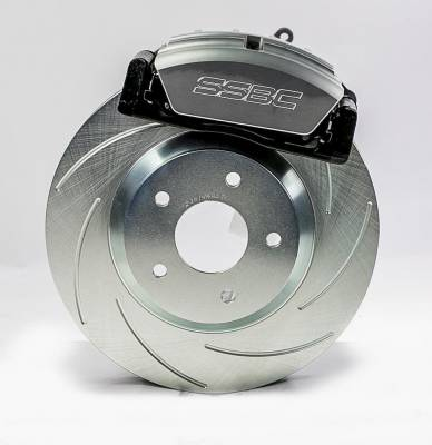 SSBC - SSBC Quick Change Three Piston Rear Caliper Upgrade Kit - Image 2